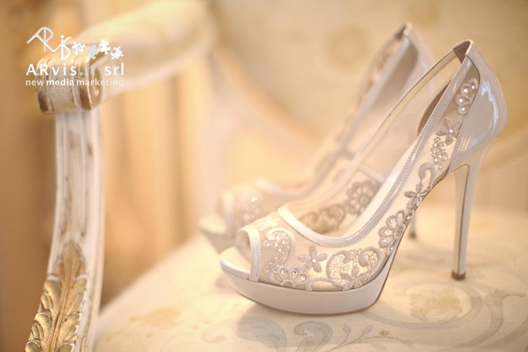 Scarpe E Scarpe Sposa.L Ardua Scelta Delle Scarpe Da Sposa Prima Suggerimenti E Racconti