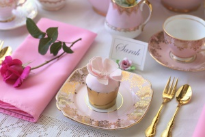wedding tea party
